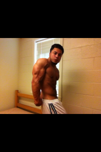 side tricep from May 2012