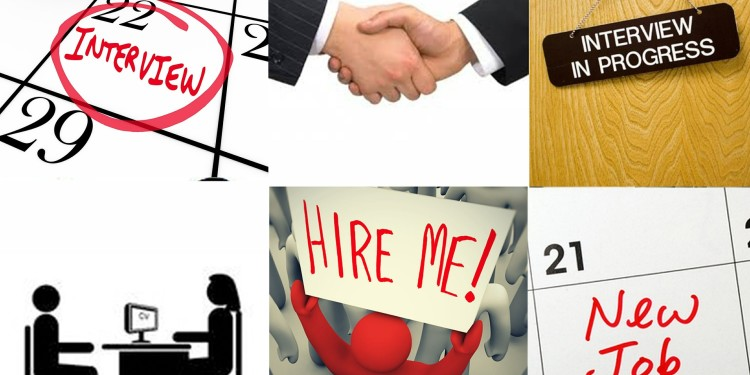 prepare for job interview