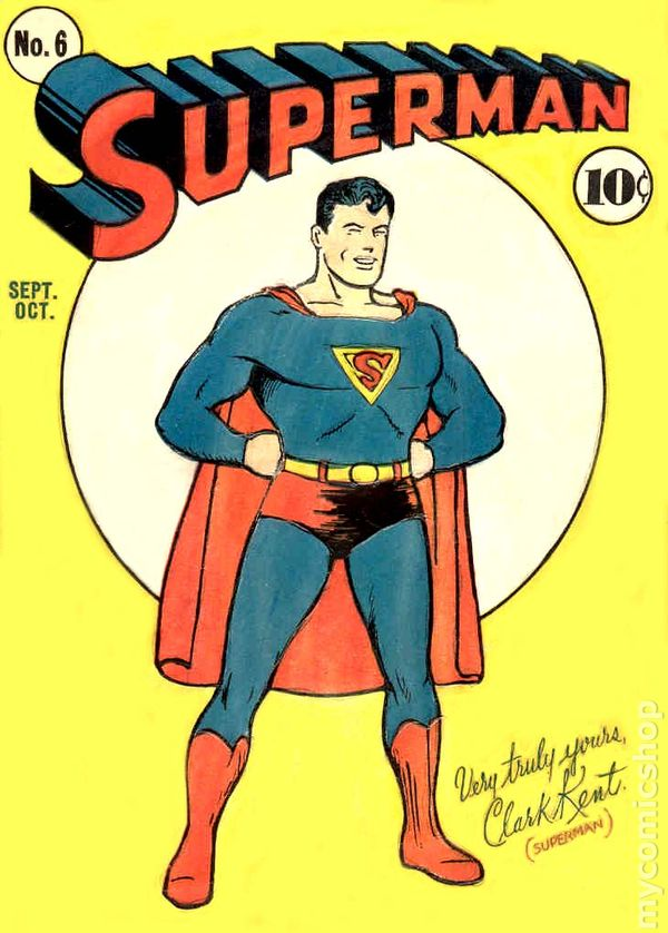 superman charisma